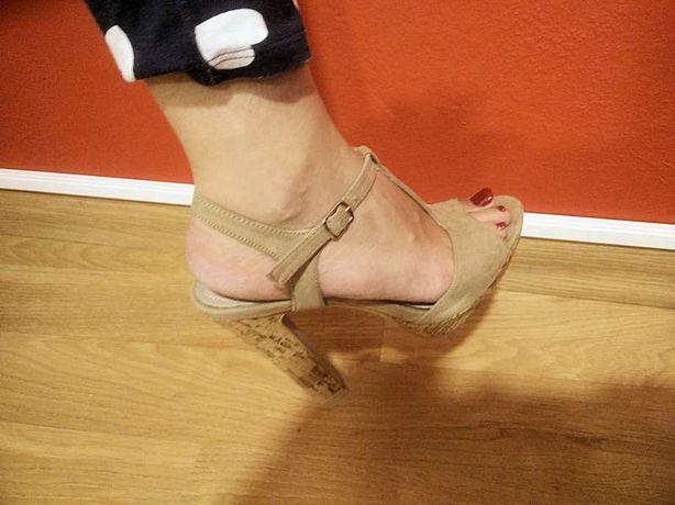 Sapatos de Senhora Foreva Nº38