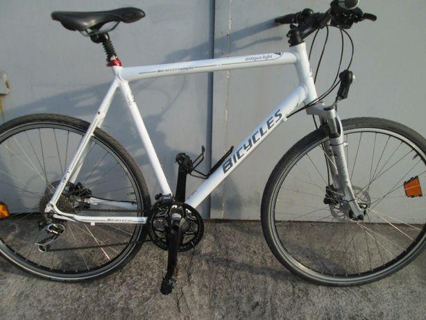 Велосипед BICUCLES на DEORE XT+ дисковая гидравлика.