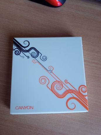 Продам б/у внешний привод Canyon DVD±RW CNR-DVDRW1W External USB 2.0