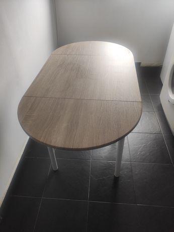 Mesa de cozinha dobrável