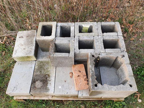 Bloczki betonowe i keramzytowe
