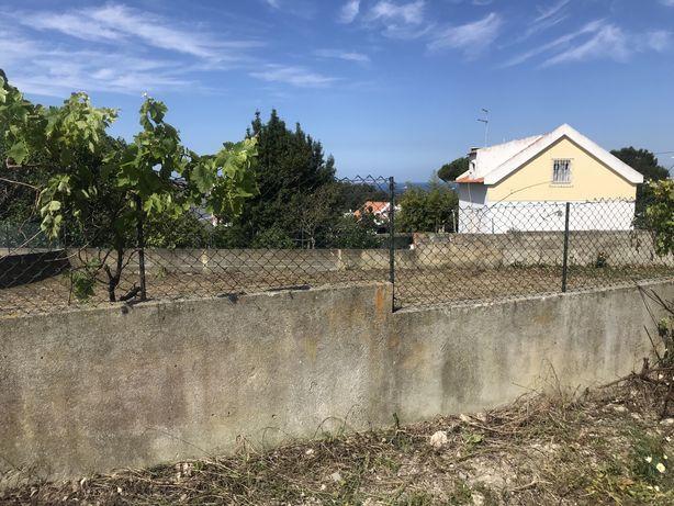 Terreno com cerca 309 m2 Quinta raposeira R G lote 69 trafaria