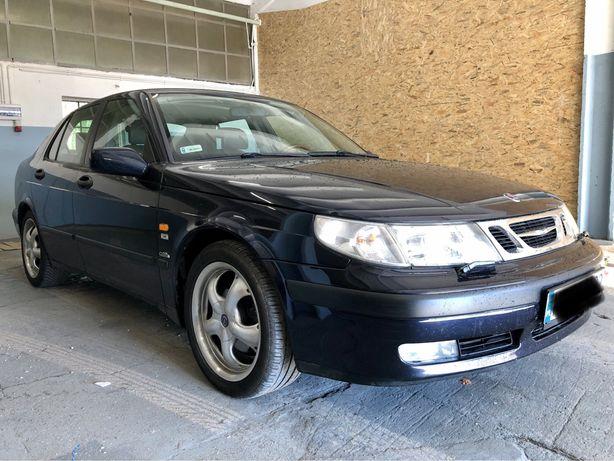 Saab 9-5 3.0 V6 Griffin, Szwajcaria, automat, full wersja, kolekcja.