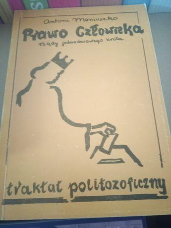 Prawo człowieka. Antoni Moniuszko