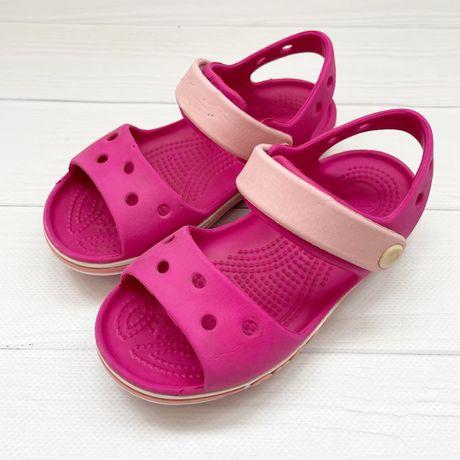 Crocs босоножки c10