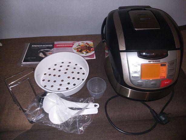 Multicooker redmond jak nowy