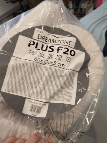 Nowy Materac 60x120  Plus F20 Dreamzone