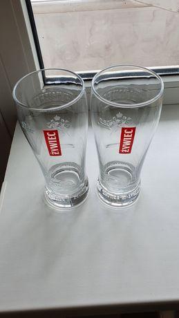 Бокалы пивные Żywiec 2шт. 500мл
