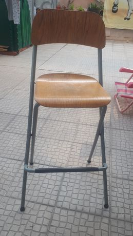 Cadeira alta vintage