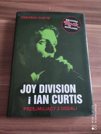 Joy Division Ian Curtis Przejmujący z oddali