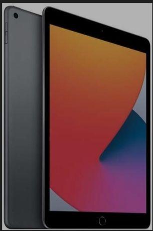 Планшет APPLE iPad 2020 128Gb Wi-Fi MYLD2RU/A, 128GB, темно-серый