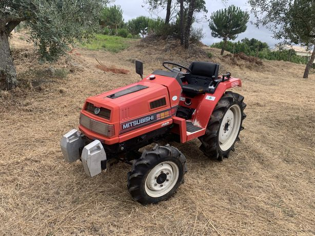 Tractor Mitsubishi MT20 4X4