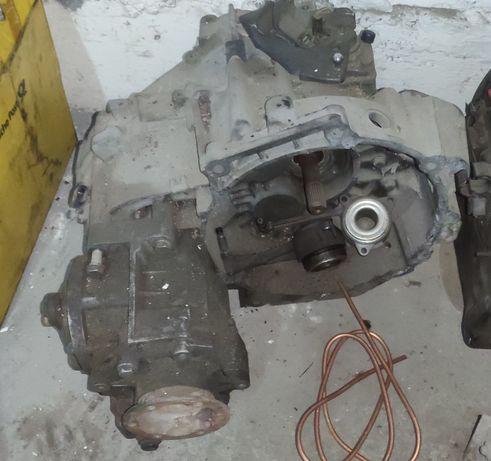 Skrzynia Biegów DQB VW Audi 1.8T 4x4 A3 S3