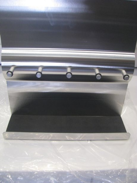 Nowa tablica magnetyczna na klucze z półką na zapiski