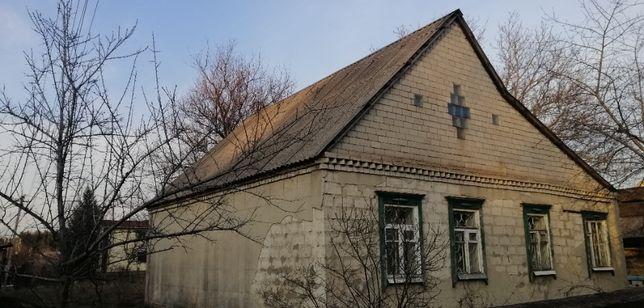 Эко Дом в Куриловке возле Леса .