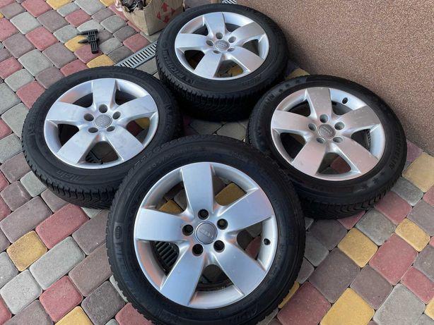 Тітанові діски VeLure 5*112 R16 -Audi-Scoda-VW-Seat