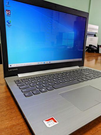 Тонкий ноутбук Lenovo ideapad 320-15ABR AMD A12-9720P 4-12Gb 256Gb SSD