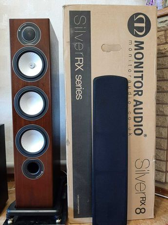 Продам Monitor Audio Silver RX-8