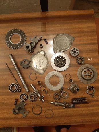 Częśći silnika Jawa / Ogar