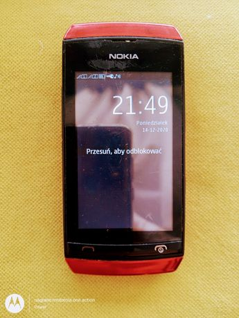 Telefon komórkowy NOKIA ASHA 305