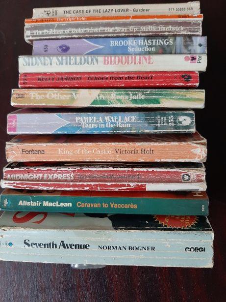 Livros leitura em Ingles