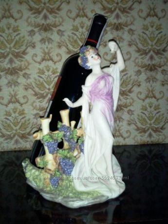 СТАтуэтка декор застолья для винной бутылки