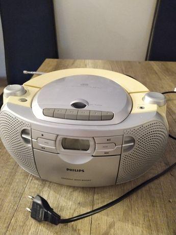 Odtwarzacz CD / Magnetofon / Radio