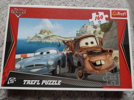 Puzzle Auta Cars 160 Trefl