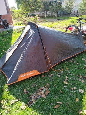 Палатка Quechua t2 ultralight pro супер легка