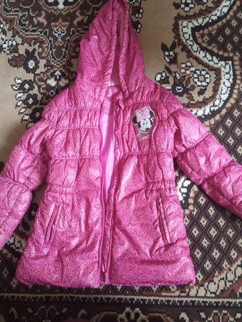 Дитяча курточка на 7_8років