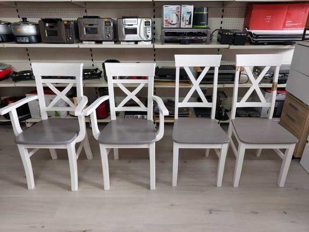 Krzesło do jadalni kuchenne  /drewniane sosna nordycka krzesła