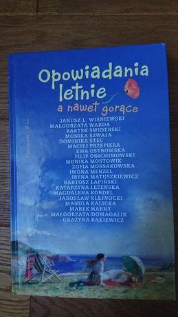 Opowiadania letnie książka