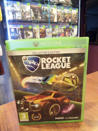 ROCKET LEAGUE Xbox One super stan
