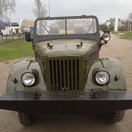 ГАЗОН 69  1957 року