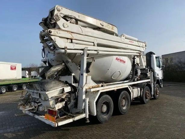 Міксер,бетонозмішувач,бетононасос,автобетонозмішувач,Betonpomp 28m + M