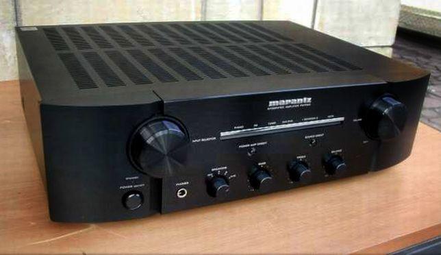 Amplificador Marantz PM 7003 troco por subwoofer/colunas