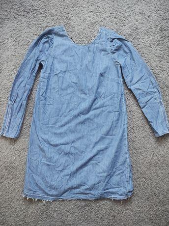 Sukienka jeansowa House S
