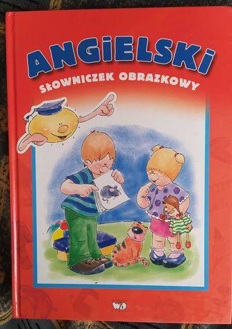 Angielski Słowniczek Obrazkowy książka dla dzieci