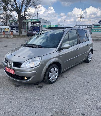 Renault scenic GAZ
