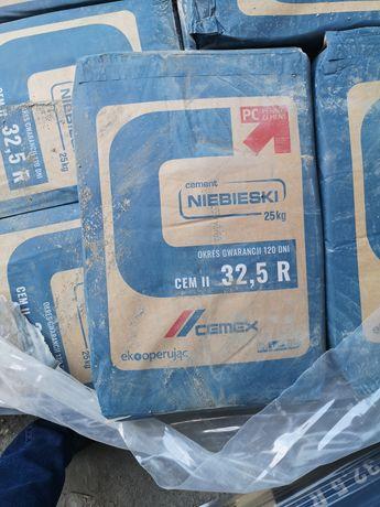 Cement Niebieski Cemex CEM II/B-V 32,5 R-HSR