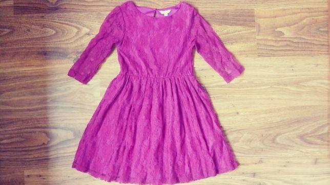 sukienka koronkowa Miss e-vie 9 lat
