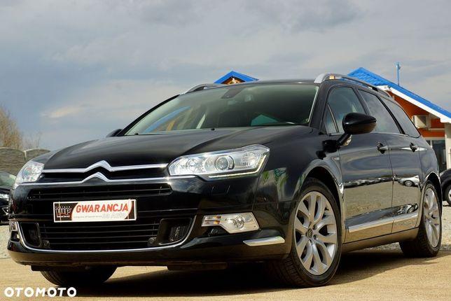 Citroën C5 EXCLUSIVE zawieszenie HYDO automat NAWI skora klimatronik BIXENON LED