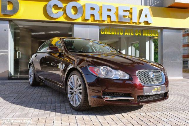 Jaguar XF 3.0 D V6 Premium Luxury