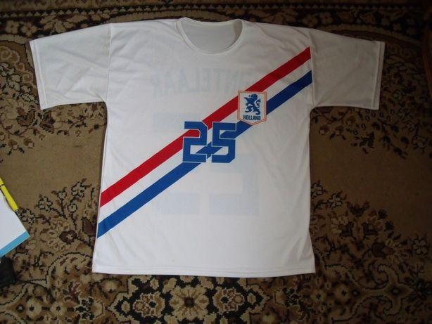 Koszulka piłkarska Holland Huntelaar