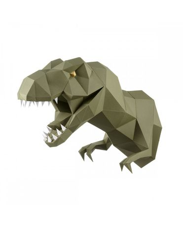 3D конструктор '' Динозавр '', PaperCraft