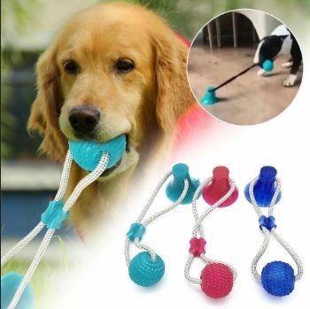CRAZY BALL. Игрушка для собак на присоске