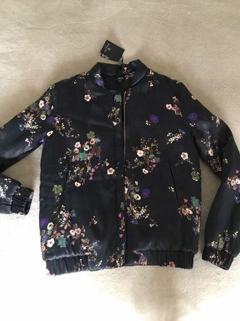 Куртка-бомбер Massimo Dutti (новая)