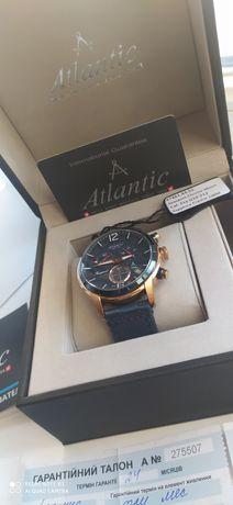 Крутые часы Atlantic Seaport Chronograph