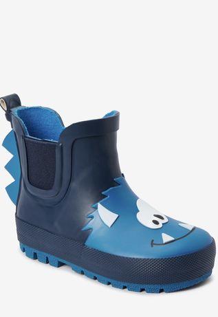 Резиновые ботинки Chelsea