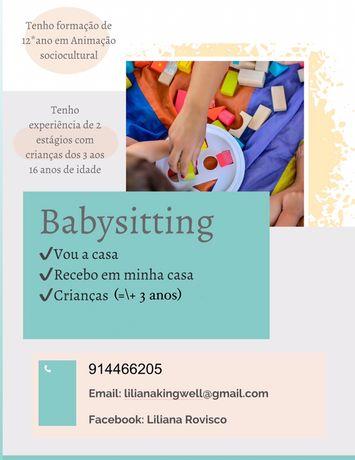 Serviços de BabySitting